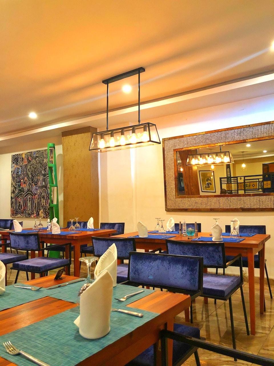Restaurant Jay's au Plateau - Abidjan