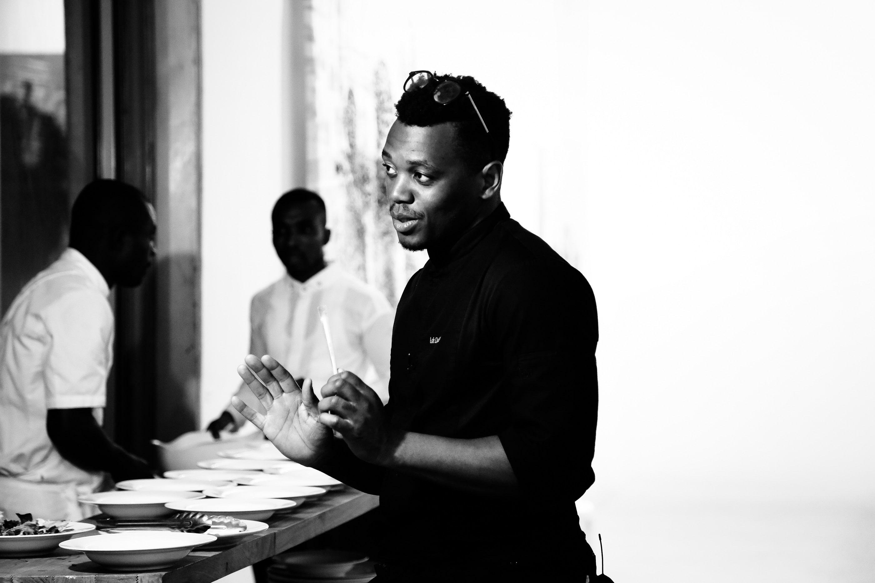 L'African Food Art Tour en Côte d'Ivoire | Chef Loïc Dablé - Partenariats - African Food Art Tour
