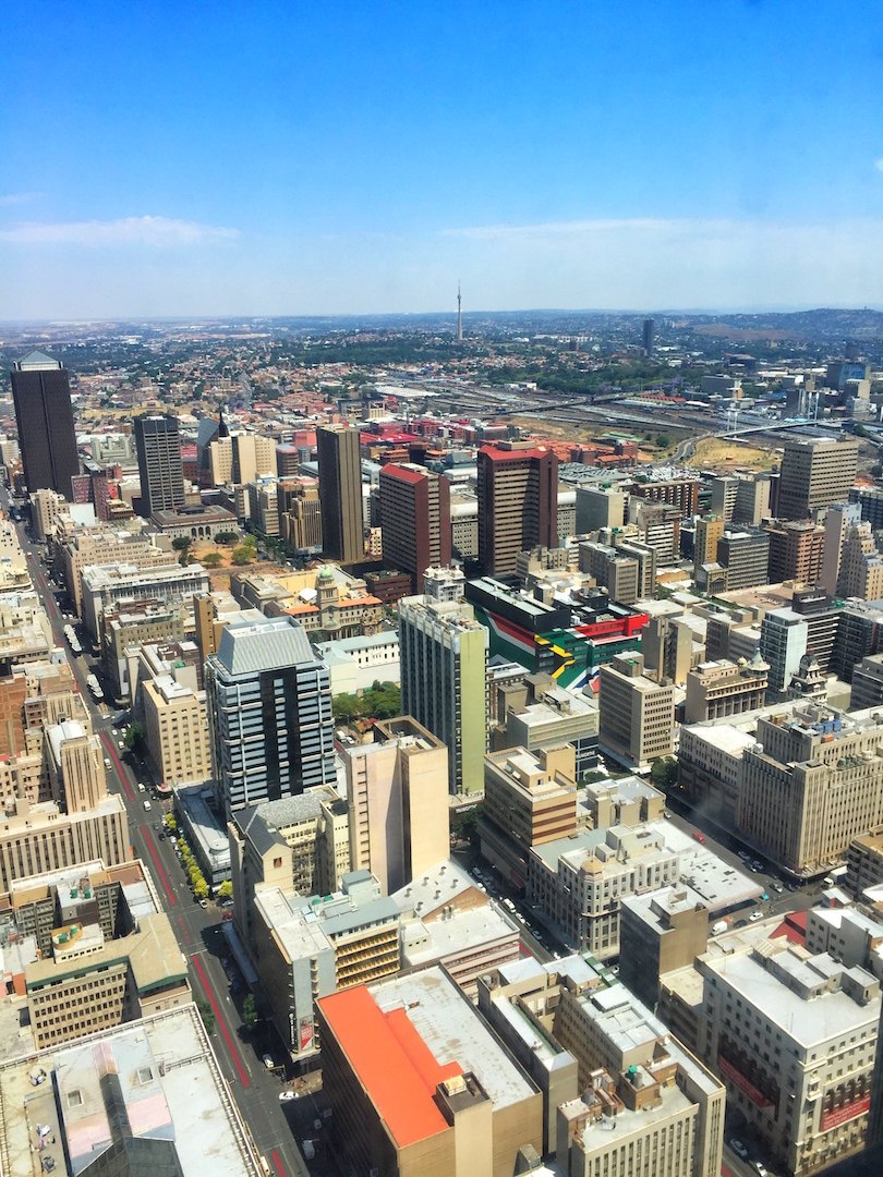 Choses à faire à Johannesburg
