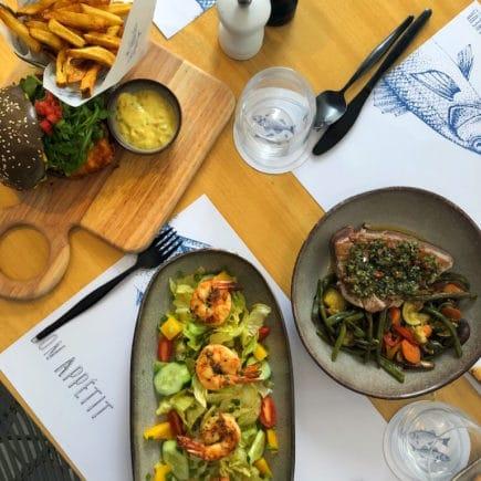 3 nouveaux restaurants à Abidjan