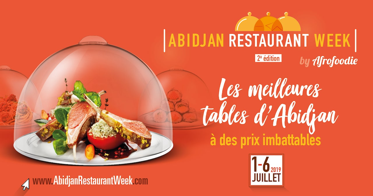 Abidjan Restaurant Week 2019