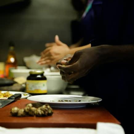 Voyager pour manger en Afrique
