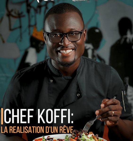 Food'Story 4 : Charlie Koffi - Villa Alfira