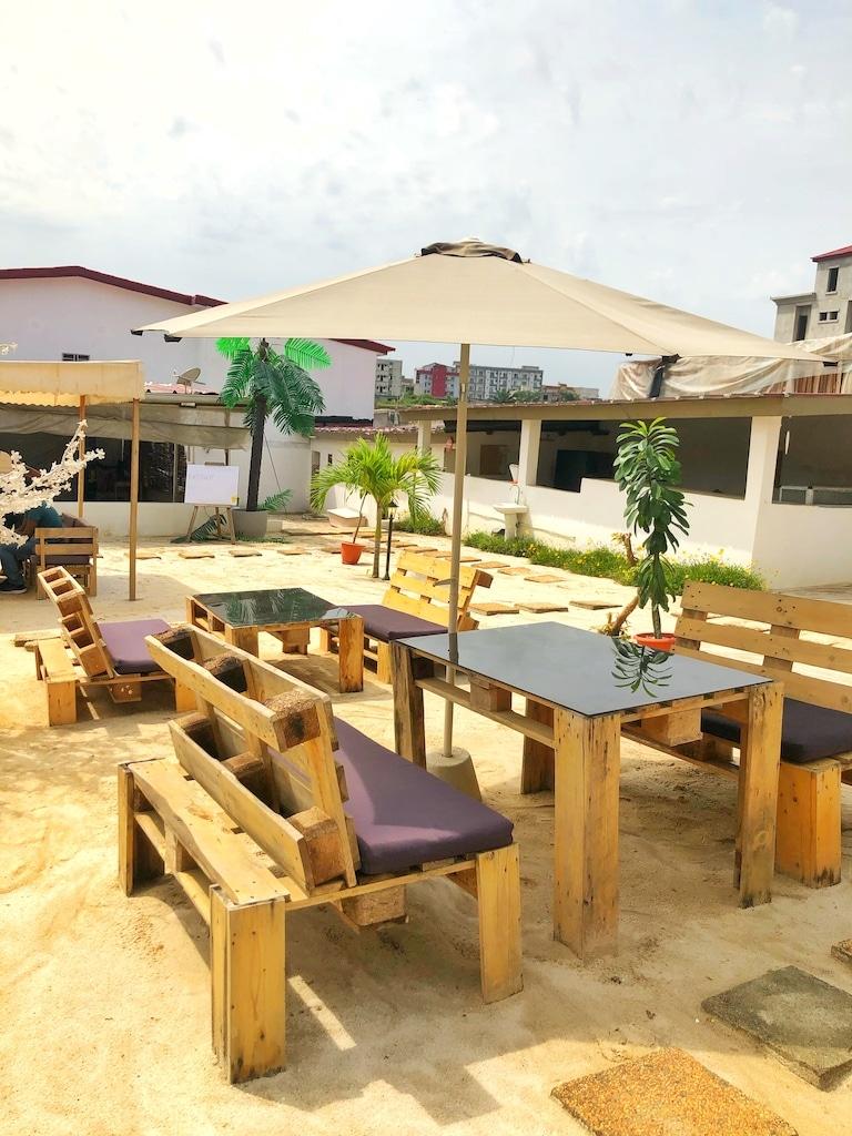 Restaurant Le Fourno à Abidjan