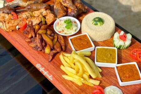 Restaurant Le Fourno Abidjan - Afrofoodie