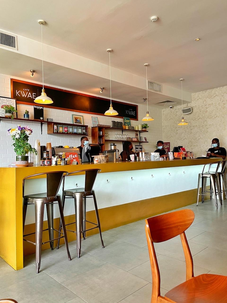 Où manger à Accra ? 4 restaurants à Accra