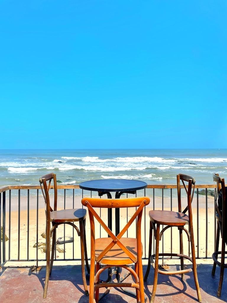 Sandbox Beach Club - Accra - Afrofoodie