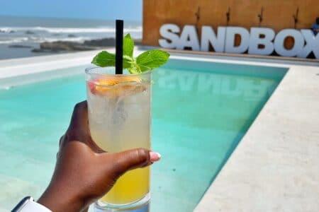Où manger à Accra ? 4 restaurants à Accra - Sandbox Beach Club